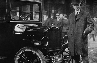 Love to quote: 15 зареждащи цитата за по-богата седмица от Хенри Форд