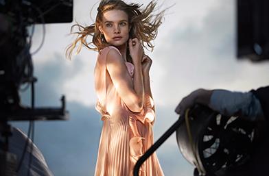 Наталия Водянова представя Conscious Exclusive на H&M