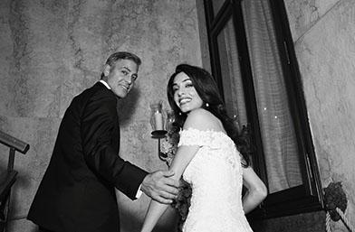 The Clooneys: Най-сладките моменти на Джордж и Амал