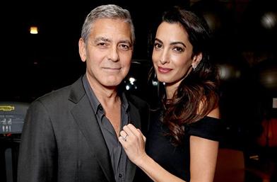 Близнаците на Клуни правени ин-витро!