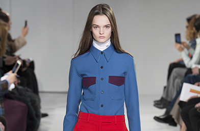 NYFW Есен/Зима 2017: Calvin Klein