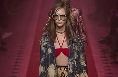 Главните модни тендеции Пролет/Лято 2017-та: Summer vibes