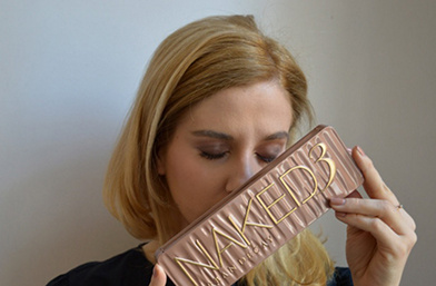 Test Drive: Get Naked с Urban Decay