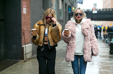 Street style вдъхновения: Седмицата на модата в Ню Йорк