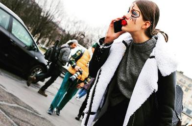 Уикенд в Instagram: Между street style, backstage и дефилетата
