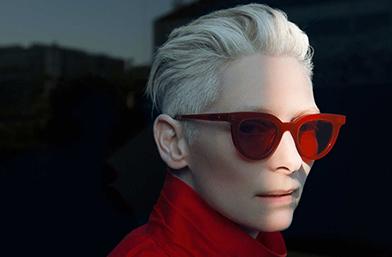 We love: На Тилда очилата