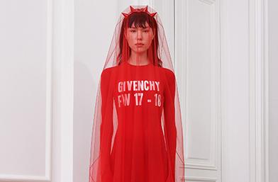 PFW Есен/Зима 2017-та: Givenchy