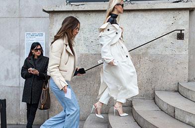 Street style вдъхновения: Улиците на Париж