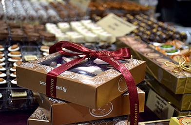 Парад на шоколада и неговите роднини