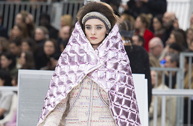 PFW Есен/Зима 2017-та: Chanel