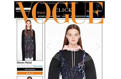 Кой наследи Франка Созани във Vogue Italia