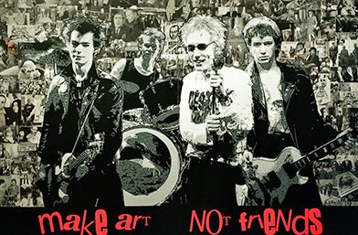 """Punk's Not Dead! Или как Станислав Беловски """"вижда"""" музиката през своите ръце"""