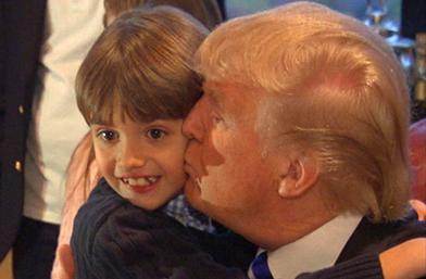 Тръмп ще става дядо!