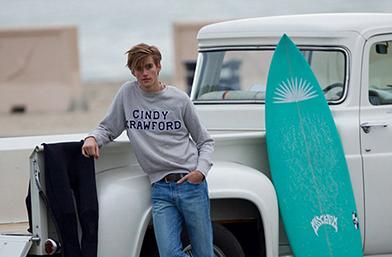 We love: Плажното момче Пресли