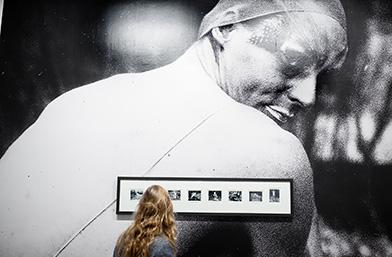 Фондация Музис и Америка за България представят: Майстори на фотографията - Издание VIII: Улай: Аз другият