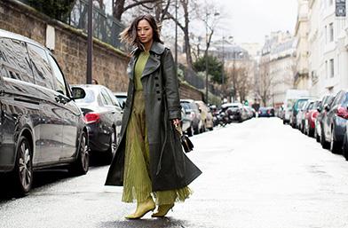 Street Style вдъхновения: ДЪЛГО!