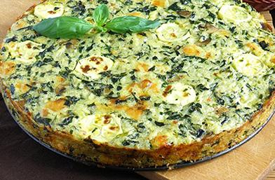 Кулинарен двубой!Две свежи, зелени, пролетни рецепти!