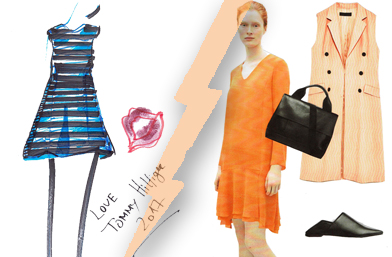 Fashion battle: Монохром VS. Райета