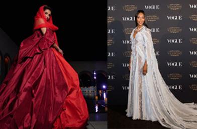 Launch Party Vogue Arabia. Редакторите гласуват по съвест, вижте кой печели!