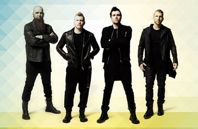 Three Days Grace идват зa HILLS OF ROCK 2017