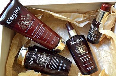 Aura Botanica: Луксозно изживяване за косата и сетивата