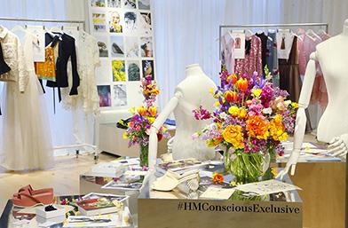 H&M представи Conscious Exclusive снощи в София