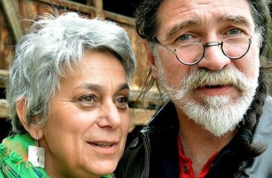 Throwback Thursday: Антония и Димчо Димчовски - две дихания в едно. За вярата, любовта и изкуството