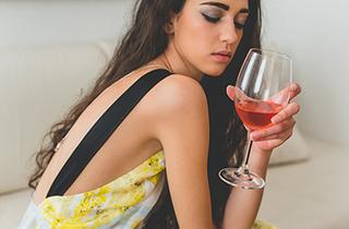Вторник, късен следобед... In the mood for wine