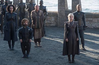 Game of Thrones: Първи снимки от седми сезон!
