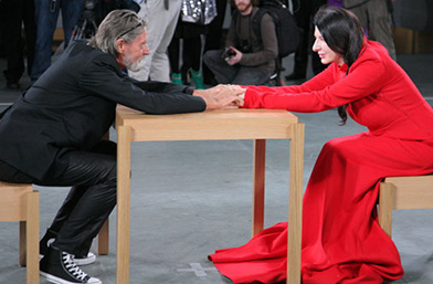 Throwback Тuesday: Големите любовни истории: Марина Абрамович и Улай
