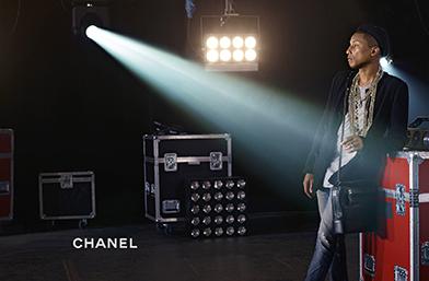 Последно с Фарел Уилямс: Chanel`s Gabrielle