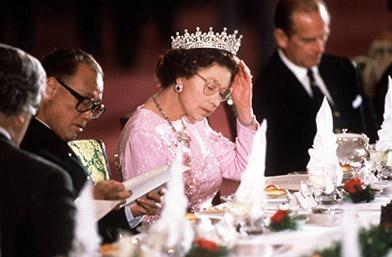 Кралско меню: Хранителните навици на Елизабет II