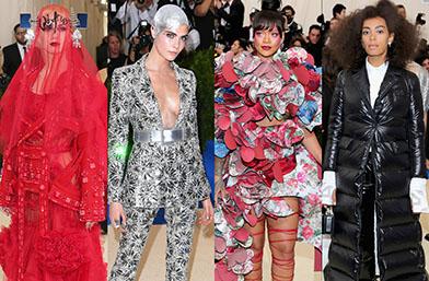 Met Gala 2017: Кой какво облече