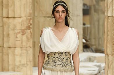 Chanel Resort 2018: Древногръцките богини на Лагерфелд