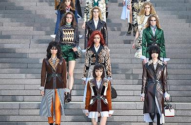 Louis Vuitton Resort 2018: Може би ще свикнем през 2084!