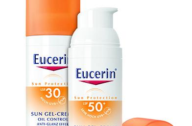 Лято+Слънце = КРАСОТА! С божествените награди от Eucerin!