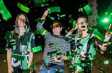 The Phone Call събра приятели за легендарна футболна вечер на ексклузивно Heineken събитие
