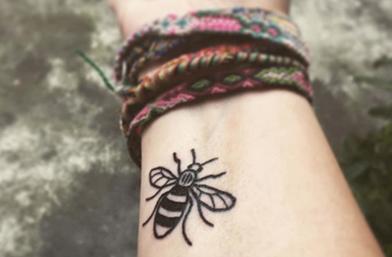 Татуировки в памет на загиналите в Манчестър