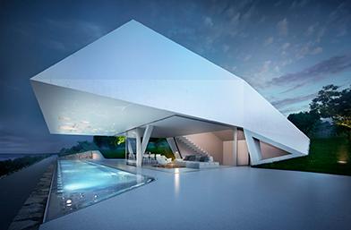 Дизайн за вдъхновение: Величествена в бяло