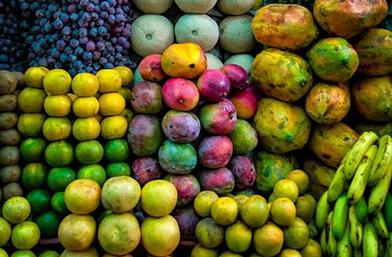 Стройни и здрави с екзотични плодове