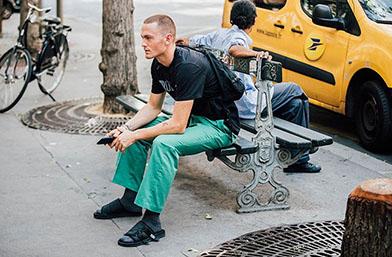 Street style вдъхновения: От френските момчета с любов