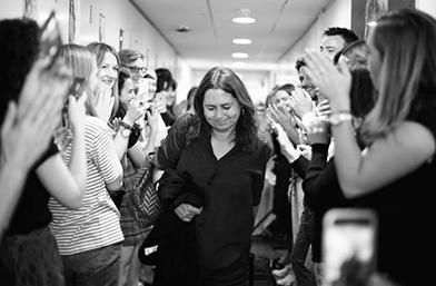 Краят на една епоха: Александра Шулман напусна Vogue