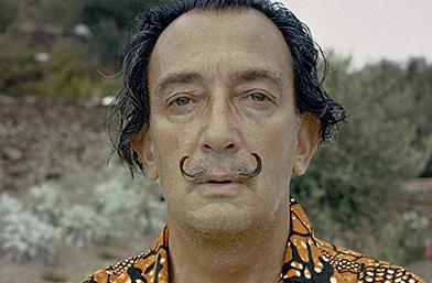 Салвадор Дали: Баща след смъртта си?