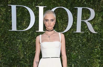 Кой какво облече за 70-та годишнина на Dior?