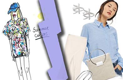 Fashion battle: Градски минимализъм VS. Тропически шик!