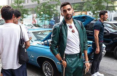 Street style вдъхновения: Мъжки стил от улиците на Ню Йорк