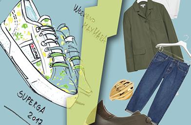 """Fashion Battle: По скъсани дънки и """"бели"""" маратонки!"""