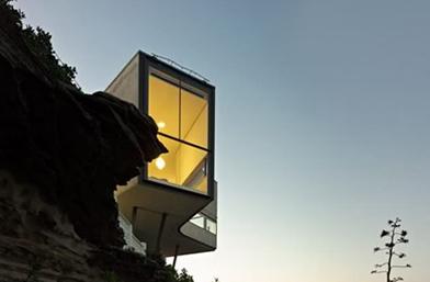 Дизайн за вдъхновение: Модернизъм и безусловна любов в кубистична къща за двама