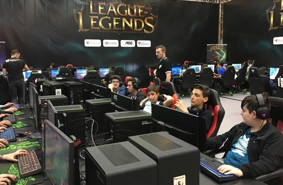Най-голямата гейминг зала отваря врати на Comic Con България