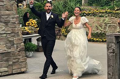 Бианка Балти се омъжи!